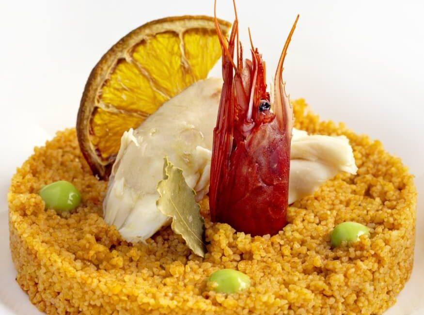 Couscous dell'Osteria Il Moro Trapani