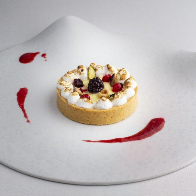 Crostatina d'inverno, un dessert tipico per l'Osteria Il Moro Trapani